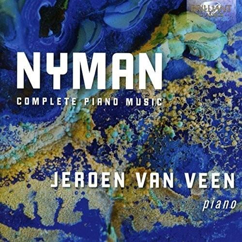 Michael Nyman: Complete Piano Music