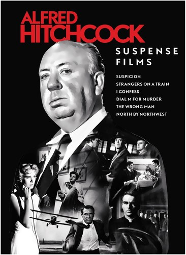 Alfred Hitchcock: Suspense Films (6 Film Collection)