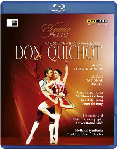 Ludwig Minkus: Don Quichot