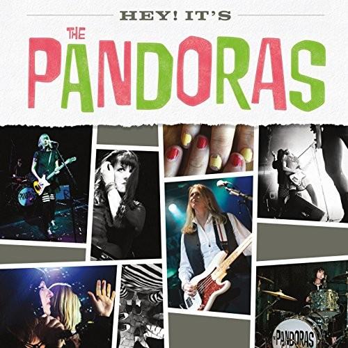 Hey It's The Pandoras
