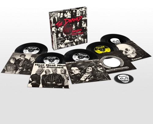 Stiff Singles 1976 - 1977