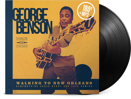 Walking To New Orleans , George Benson