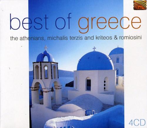 Best of Greece /  Various