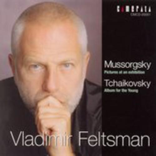 Vladimir Feltsman Performs Mussorgsky & Tchaikovsk