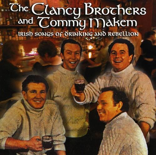 Irish Songs Of Drinnking and Rebellion