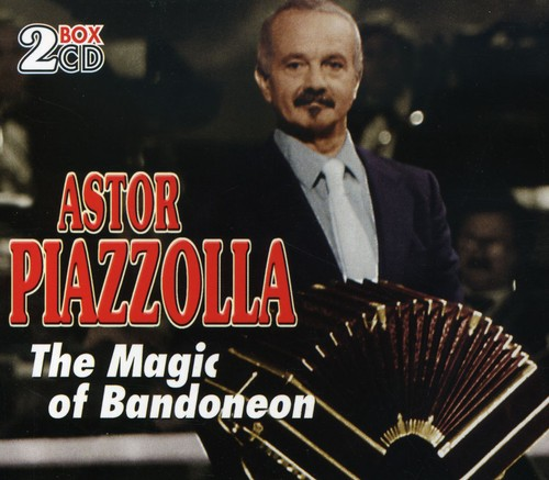 Magic of Bandoneon [Import]