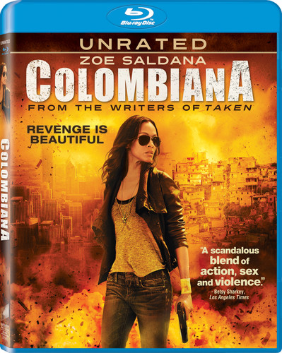 Colombiana [Unrated] [Blu-ray] [UltraViolet]