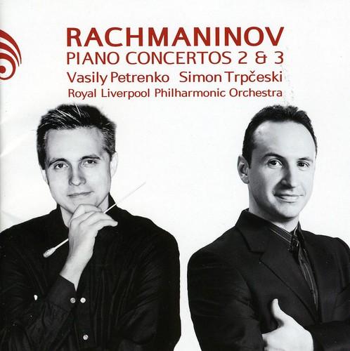 Piano Concertos 2 & 3