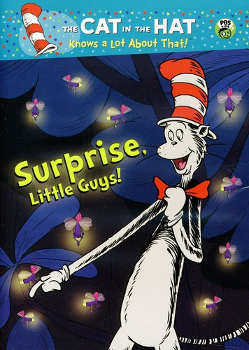 Cat In The Hat: Surprise, Little Guys!