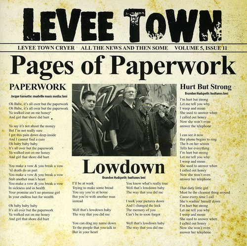 Pages of Paperwork