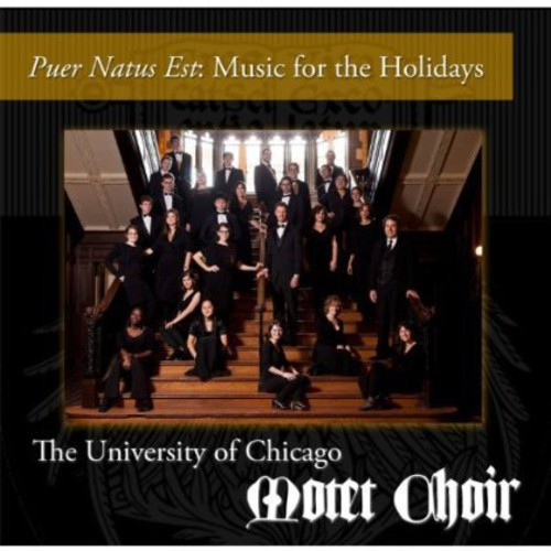 Puer Natus Est: Music for the Holidays