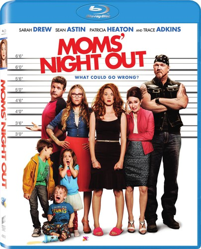 Moms' Night Out [UltraViolet] [Blu-ray]