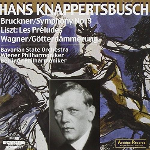 Sinfonie 3 Wagner Gotterda