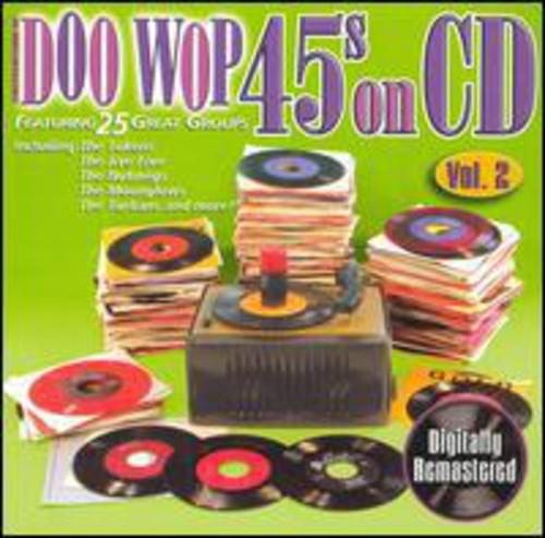 Doo Wop 45's on CD 2 /  Various