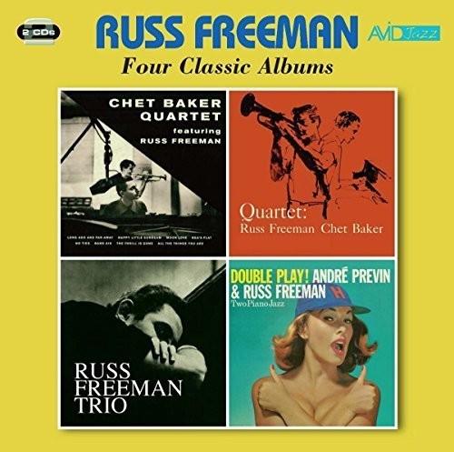 4 LPS - Quartet Featuring Russ Freeman /  Quartet