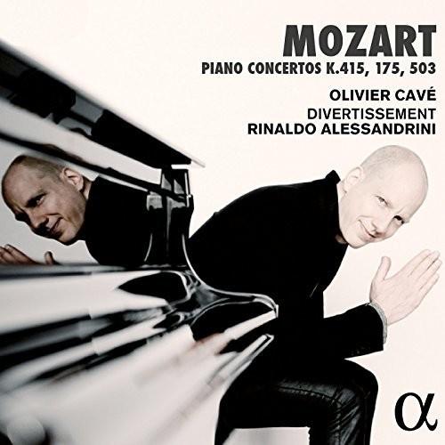 Mozart: Piano Concertos K415 175 503