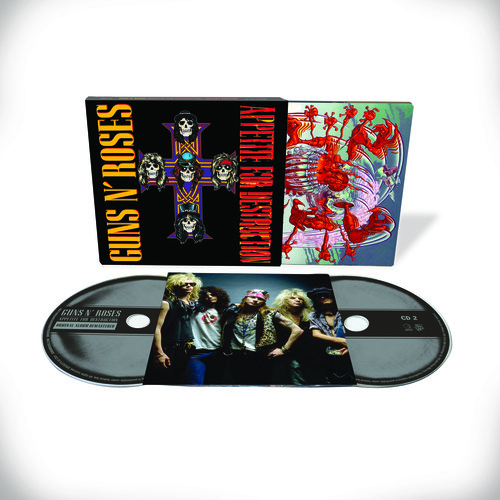"""30th Anniversary of """"Appetite For Destruction"""""""