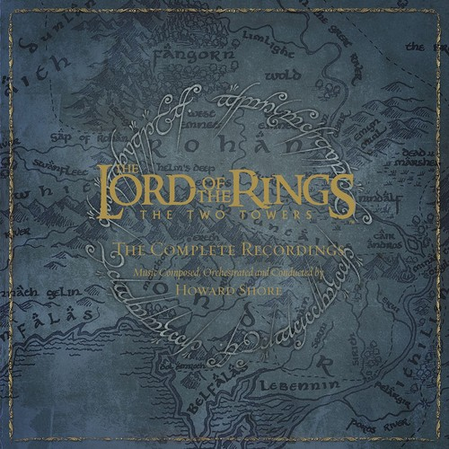 Lord Of The Rings: The Two Towers - Complete Recordings
