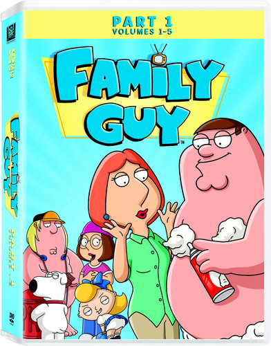 Family Guy: Part 1: Volumes 1-5