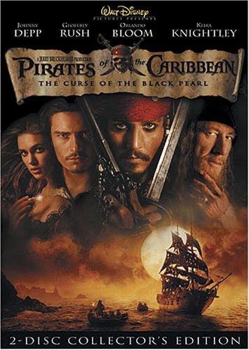 Pirates of the Caribbean: The Curse of the Black Pearl [WS, Collector's Edition, 2PC]