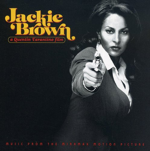 Various Artists-Jackie Brown (Music From the Miramax Motion Picture)