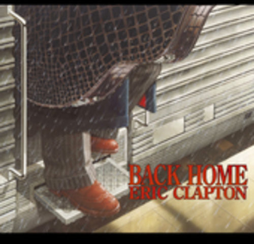 Eric Clapton-Back Home