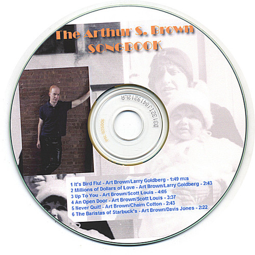 Arthur S. Brown Songbook