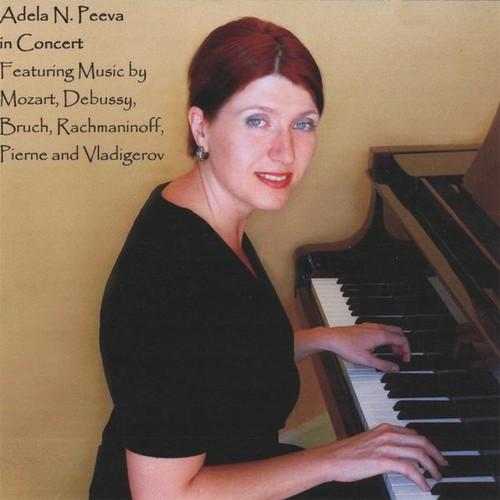 Adela N. Peeva in Concert