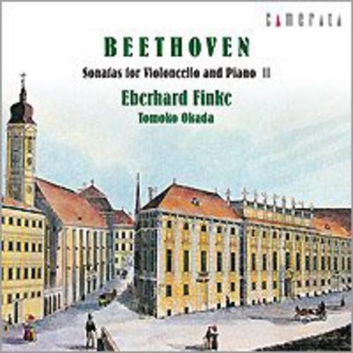 Sonatas for Voiloncello & Piano