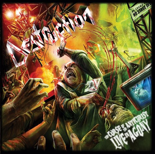 The Curse Of The Antichrist: Live In Agony