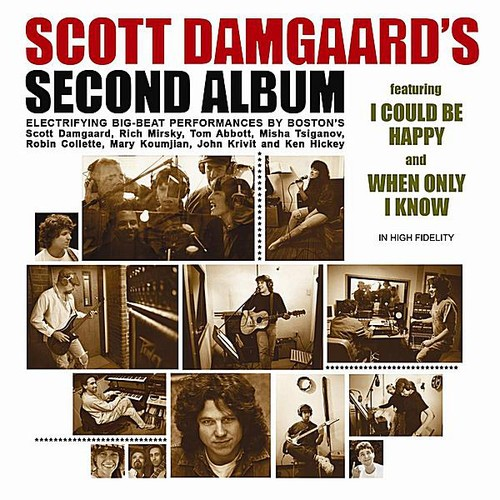 Scott Damgaard's Second Album