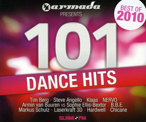 Armada Presents 101 Dance Hits /  Various [Import]