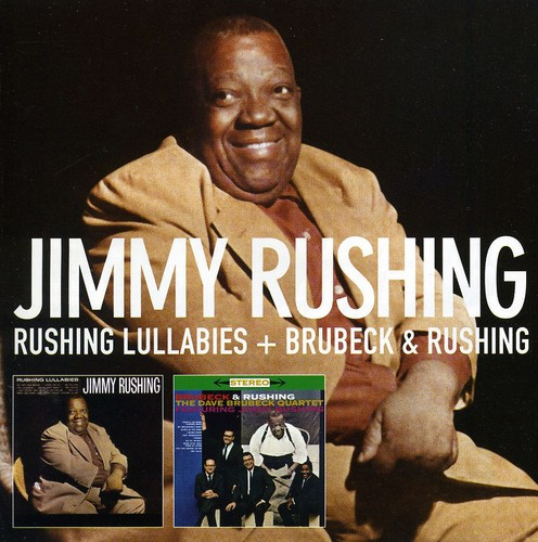 Rushing Lullabies /  Brubeck & Rushing [Import]