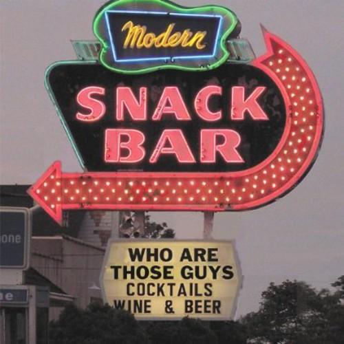 Modern Snack Bar
