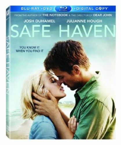 Safe Haven [2 Discs] [Blu-ray/DVD]