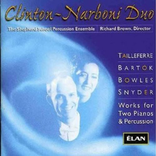 Music for 2 Pianos & Percussion