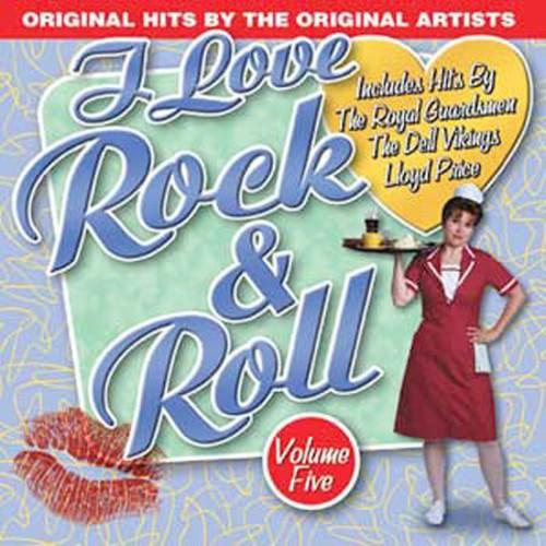 I Love Rock N Roll, Vol. 5