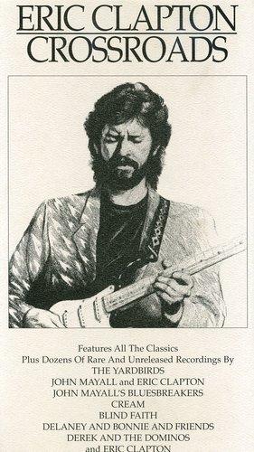 Eric Clapton-Crossroads (box Set)