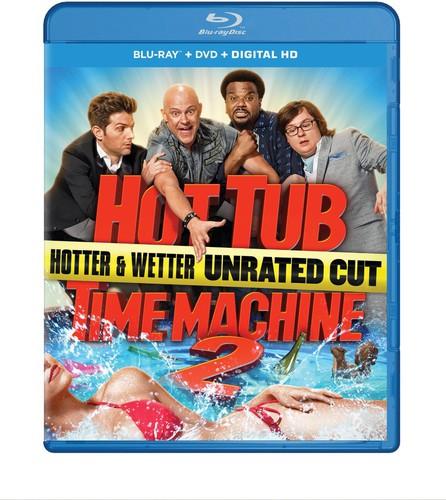 Hot Tub Time Machine 2 [2 Discs] [Blu-ray/DVD]