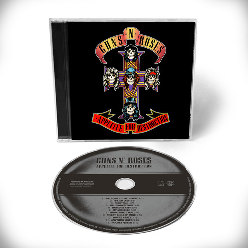 Appetite For Destruction - Remaster [Explicit Content]