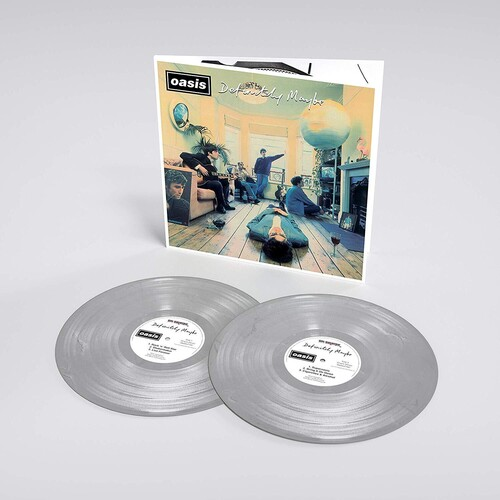 Oasis, Definitely Maybe (25th Anniversary)