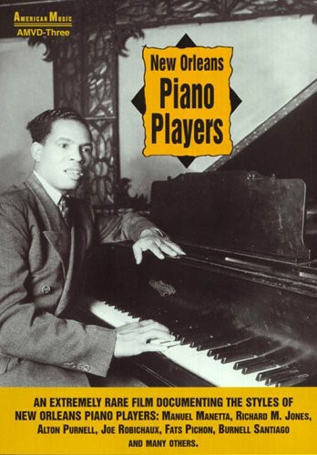 New Orleans Piano Players