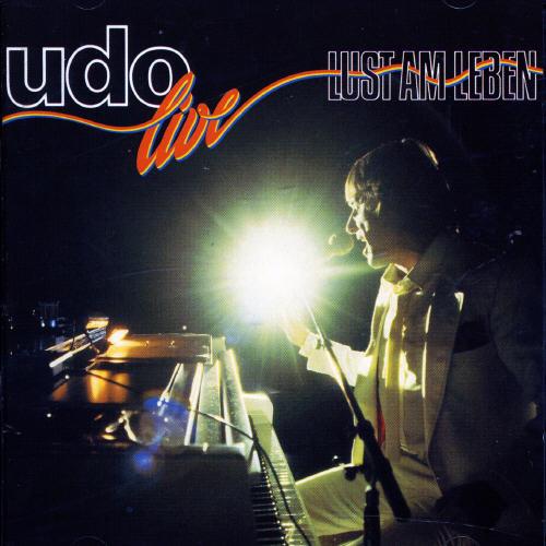 Udo Live Lust Am Leben [Import]