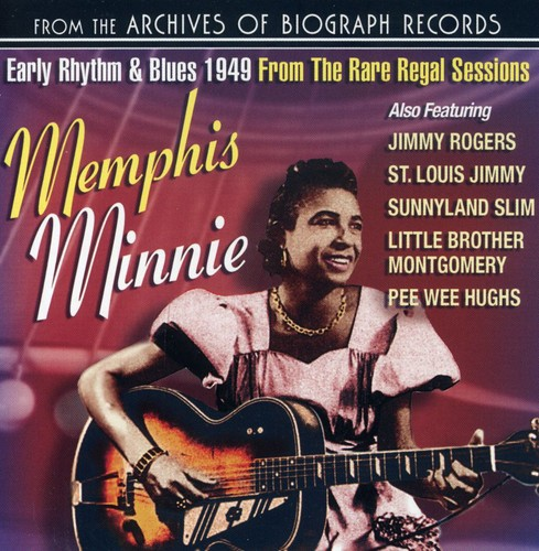 Early Rhythm and Blues 1949 From The Rare Regal Sessions