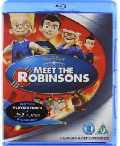 Meet the Robinsons [Import]