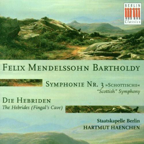Symphony 3 Scottish /  Hebrides
