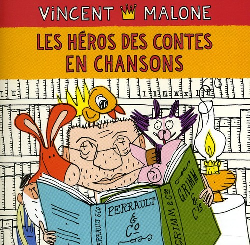 Heros Des Contes en Chansons [Import]