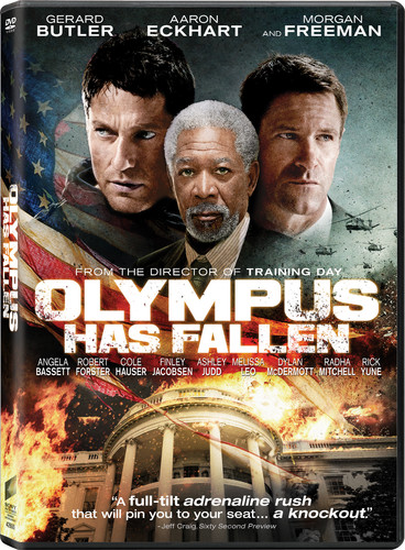 Olympus Has Fallen [UltraViolet]