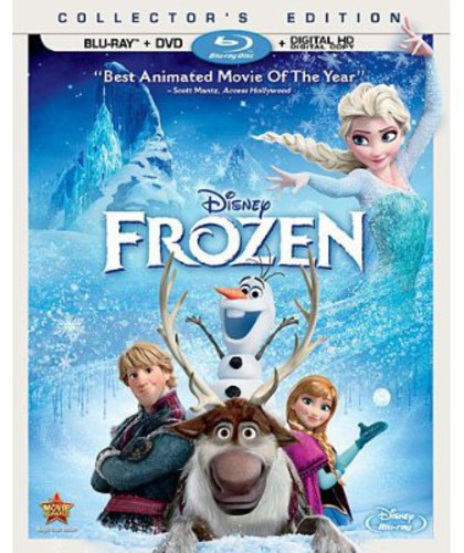 Frozen [2 Discs] [Blu-ray/DVD]