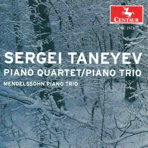 Piano Quartet E Major, Op 20 /  Piano Trio D Major